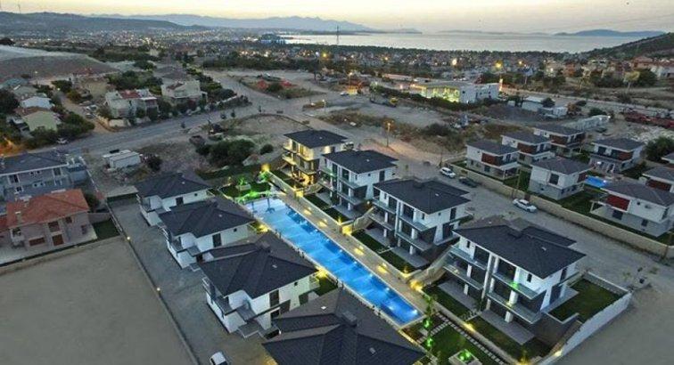 Alaçatı Modern Villaları