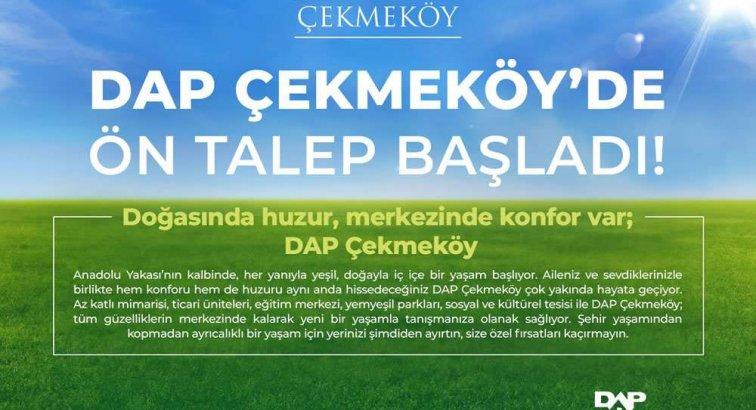 DAP Çekmeköy