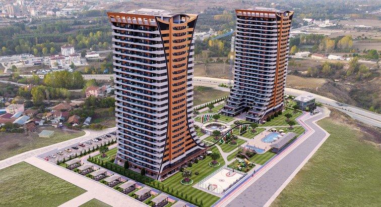 Huzur Towers