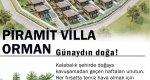 Piramit Villa Orman