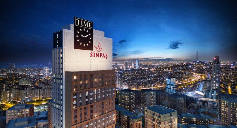 Sinpaş Time Finans Şehir