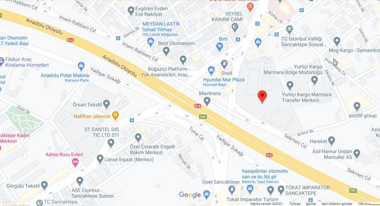 Sur Yapı Yeni Proje - Sancaktepe